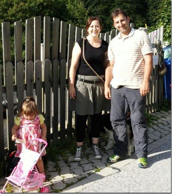 Ferienwohnung für Familienurlaub mit Kind und Kegel.