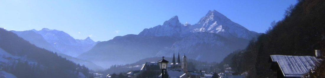Historischer Markt Berchtesgaden - Kultur mit alten Traditionen und Trachten