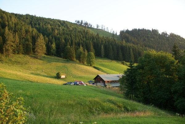 Urlaub in Oberbayern - Ferienwohnung mit Hund in den Bergen